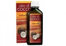 Olio di cocco– como tomarlo – composición – ingredientes – comentarios - como se toma