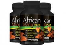 African mango plus diet – opiniones – precio