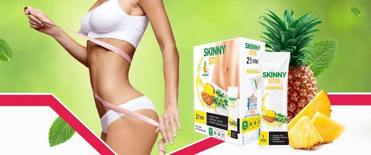 SKINNY STIX propiedades, ingredientes. ¿Tiene efectos secundarios?