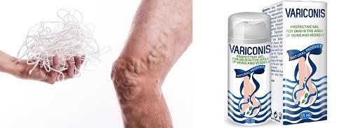 Variconis Ingredientes. ¿Tiene efectos secundarios?